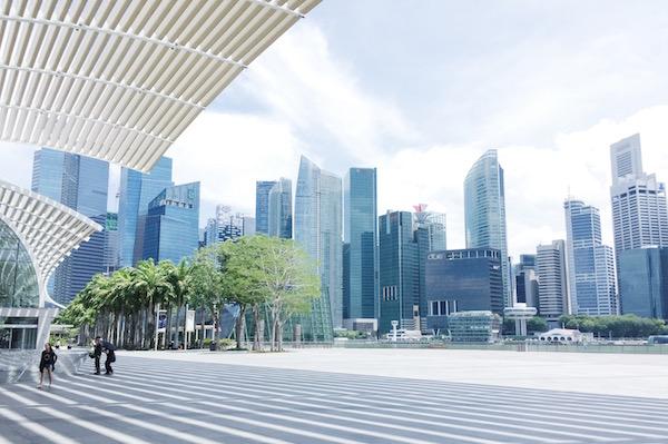 singapour ville