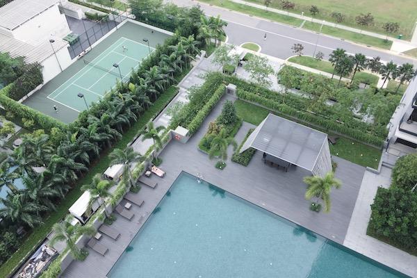 """Choisir un """"petit"""" ou un """"grand"""" condo à Singapour ?"""