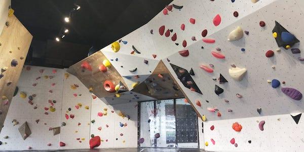 Ground Up Climbing Gym