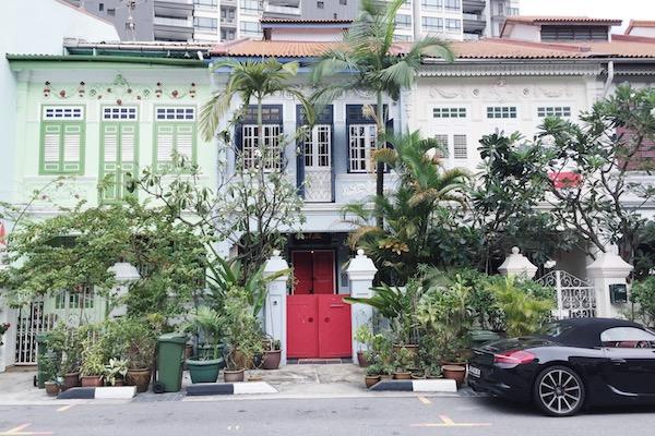 Bienvenue a Singapour