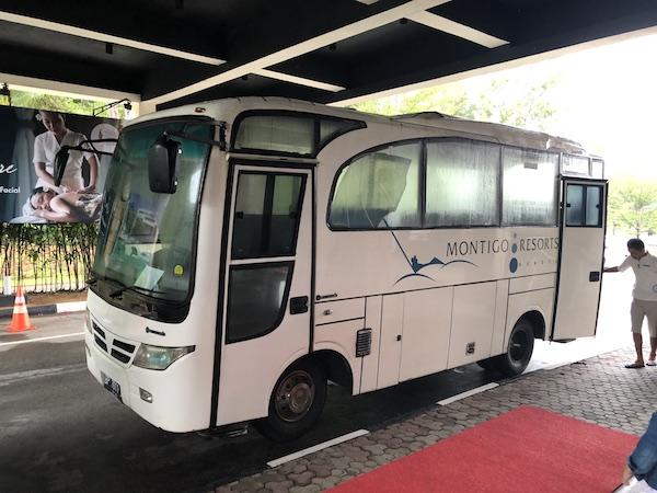 Bus Montigo Resorts
