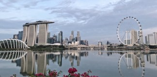 Skyline Singapour 2018