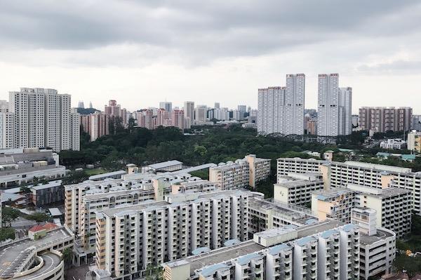 The Beo Crescent Singapour