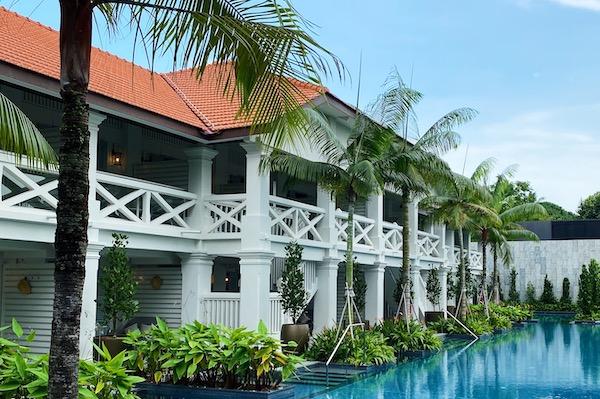 Barrack Hotel Singapour