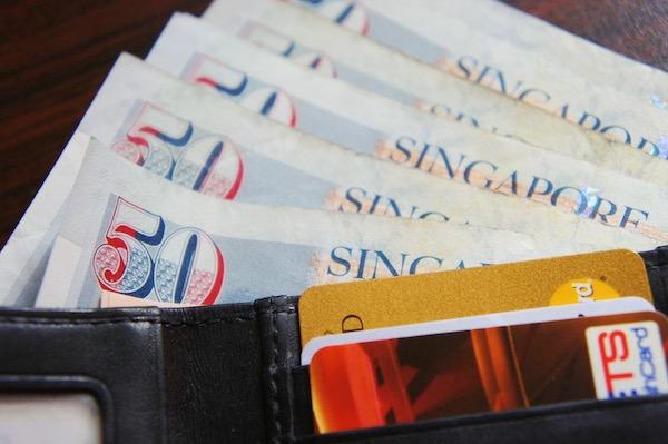 Argent dollar de Singapour