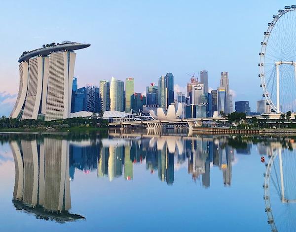 Salaires a Singapour