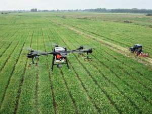 deep tech innovation IA agriculture