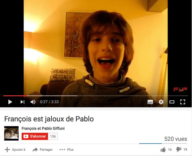 françois et pablo