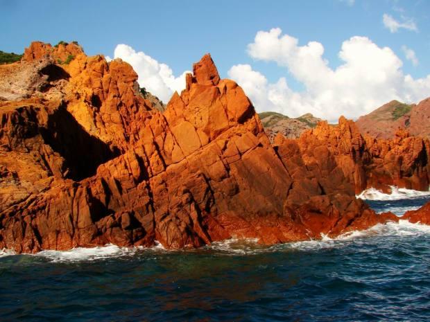 scandola marine réserve