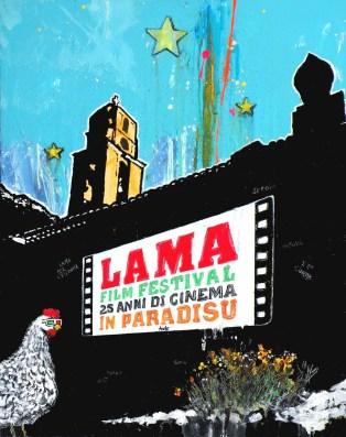 AFFICHE ANTO 2018 Festival LAMA 2018
