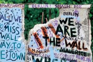 Chut du mur de Berlin