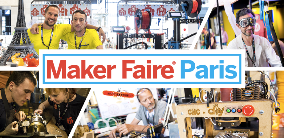 Maker Faire Paris 2018 - liste d'attente