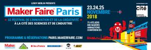 Bannière Twitter 1500 x 500 - Maker Faire Paris 2018