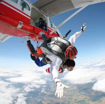avion parachutisme paris