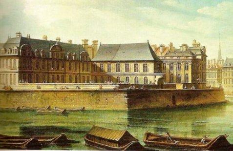 LHtel de Bretonvilliers