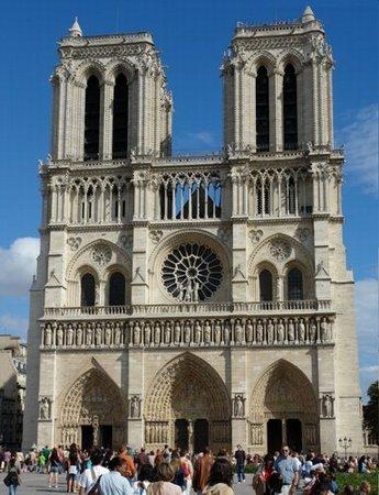 Notre Dame De Paris Histoire Des Arts : notre, paris, histoire, Cathédrale, Notre, Paris