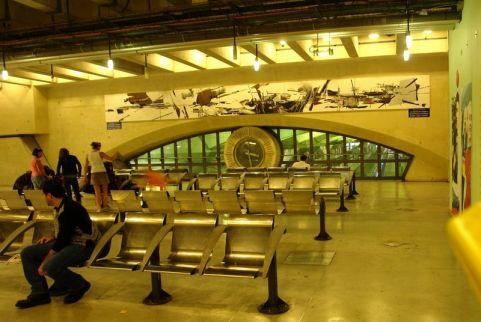 Le gare Montparnasse  Intrieur de la gare