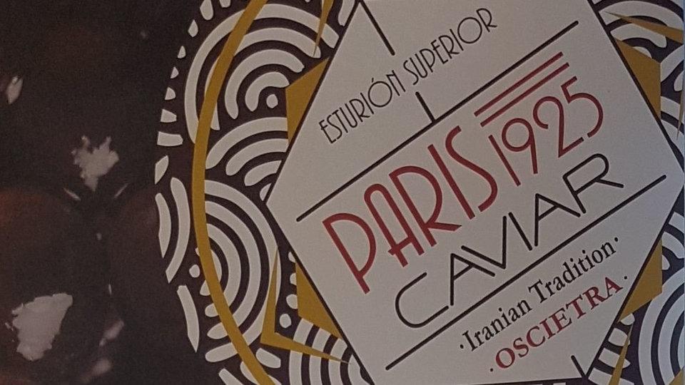 caviar paris 1925