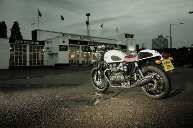 Thruxton Ace - Forecourt HPR