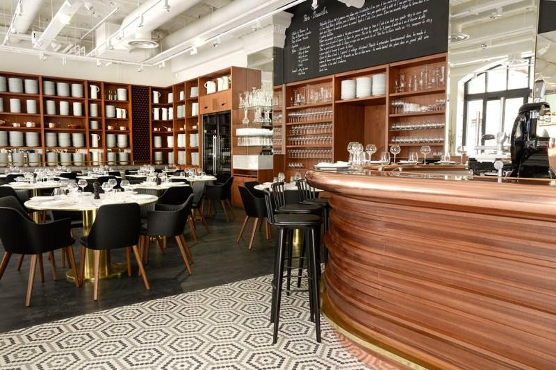 restaurantes estação de trem paris