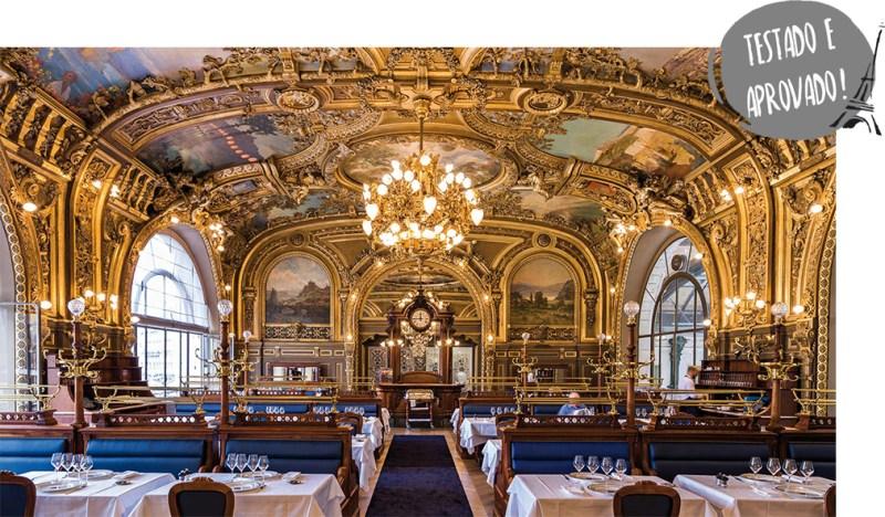 restaurantes estação de trem paris gare de lyon