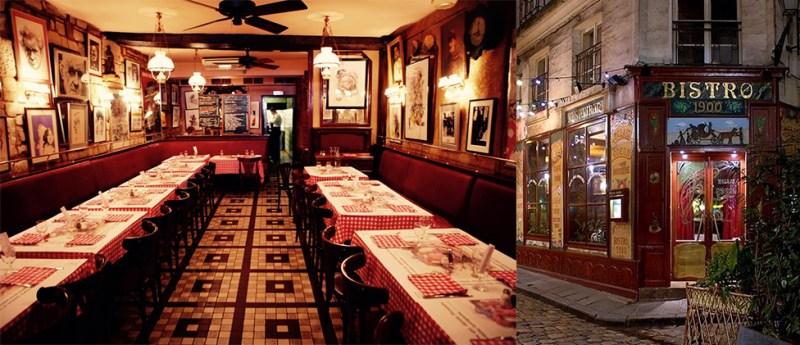 Bistro, Restaurante, Brasserie, Café