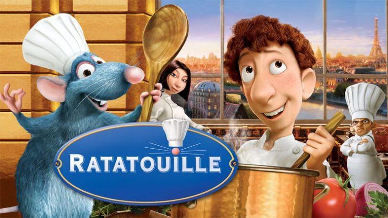 filme sobre culinária francesa
