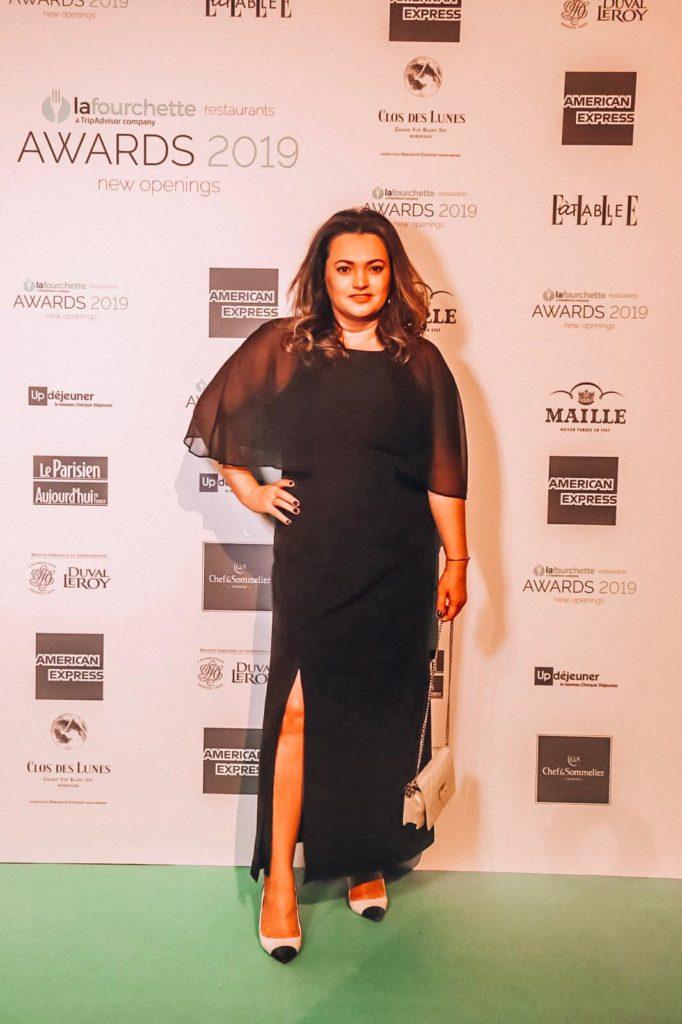 LaFourchette Awards Janaina Pedroza