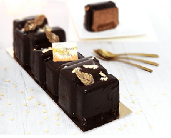 DIAMANT CHOCOLAT by Romainville