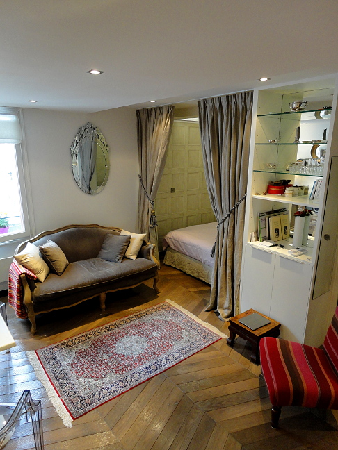 Apartment Orsay bourgeois rue de Lille