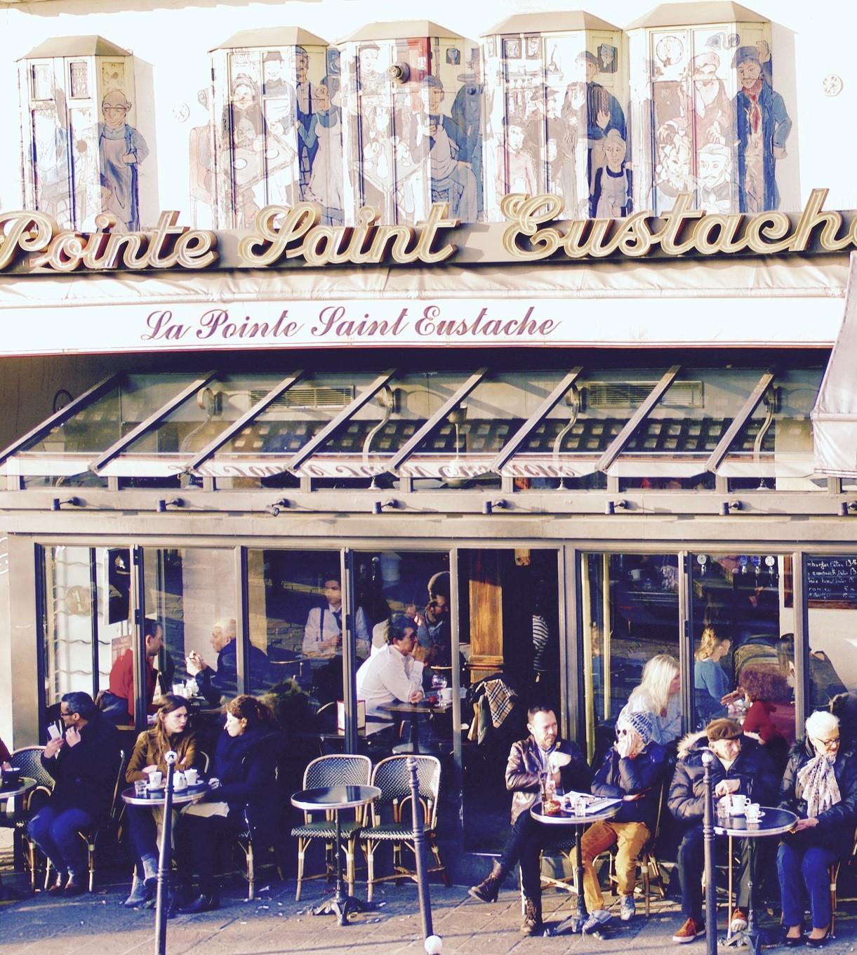 lunch w paryżu
