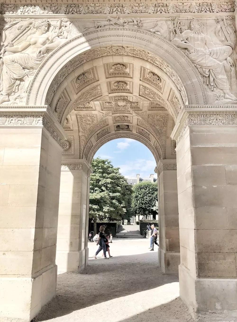 Bezpieczeństwo w Paryżu