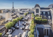 Paris Luxury Hotel Peninsula