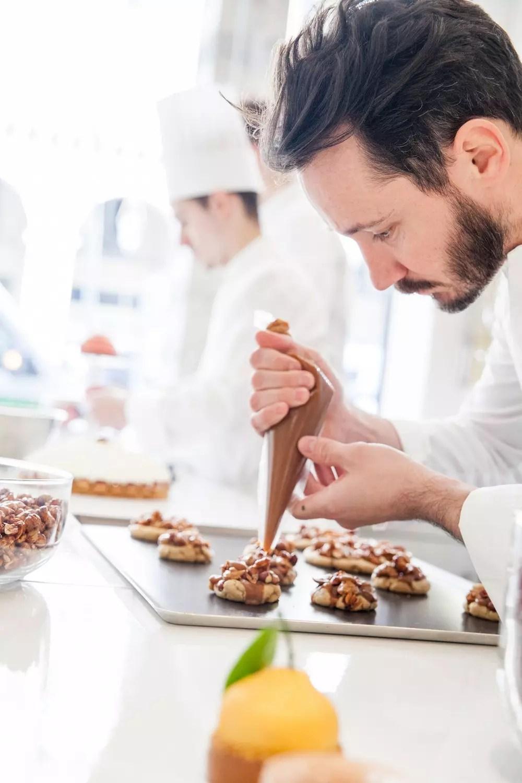Cedric Grolet - Chef pâtissier du Meurice | Paris Capitale