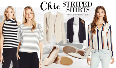 1 Best Striped Shirts Paris Chic Style