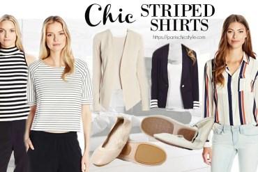 1 Best Striped Shirts Paris Chic Style