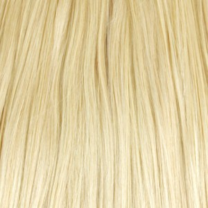 #613 Bleach Blonde Clip In Hair Extensions Paris Chic Style Chicsy Hair