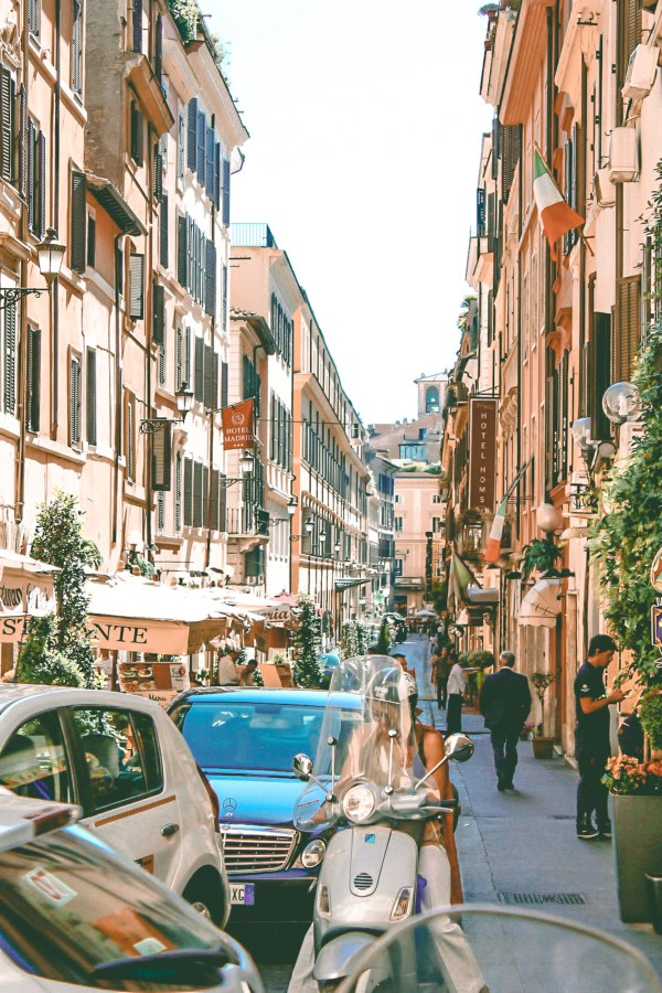 Rome Italy Lightroom Preset Filter Paris Chic Style Instagram Travel Fashion Blog-12