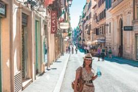 Rome Italy Lightroom Preset Filter Paris Chic Style Instagram Travel Fashion Blog-13