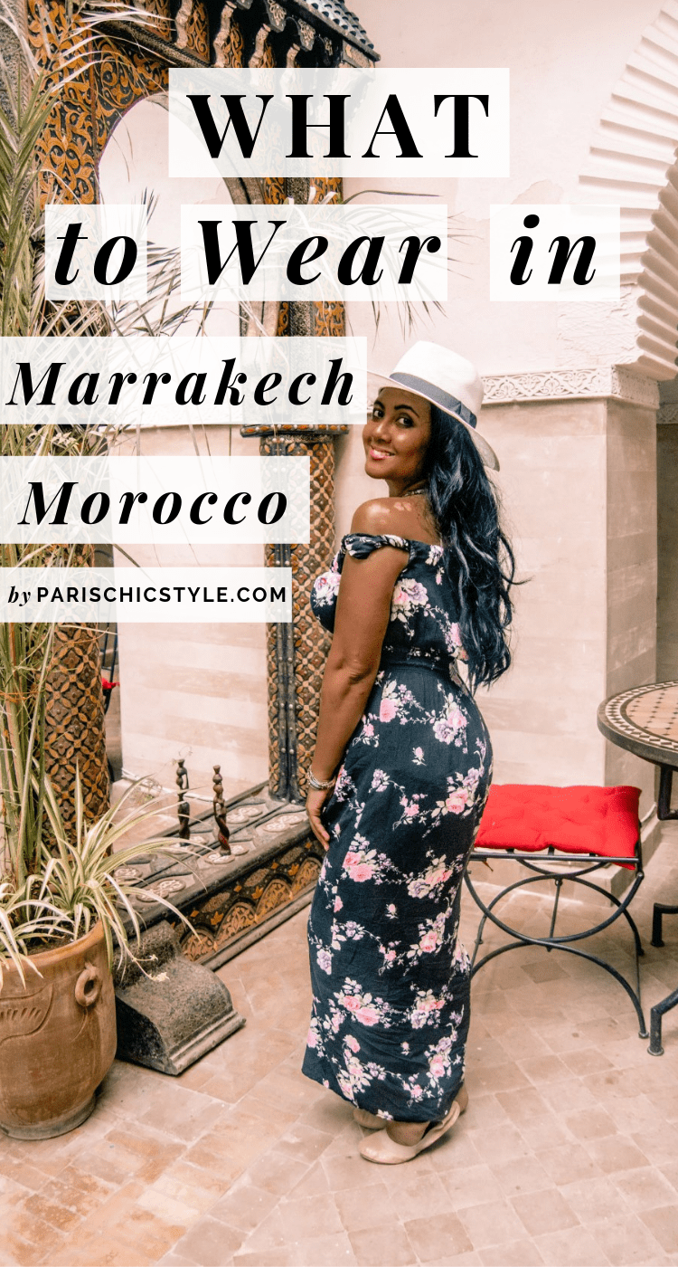 What To Wear In Marrakech Morocco Paris Chic Style Pinterest (2)