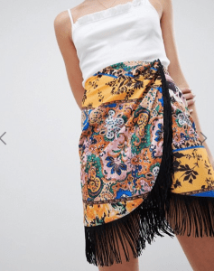 What To Wear In Marrakech Morocco Scarf Skirt Paris Chic Style 4