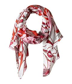 Best Scarf For Dresses Vince Camuto Illustrated Floral Oblong Paris Chic Style 8