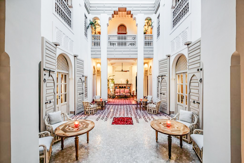 paris chic style best riads in marrakech morocco riad 72 hotel 5