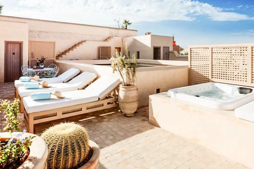 Marjolyn Lago Marj paris chic style best riads in marrakech morocco riad 72