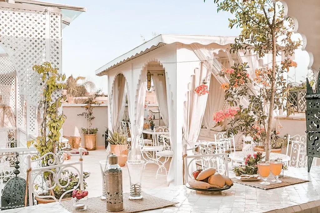 paris chic style best riads in marrakech morocco riad johara 1 hotel