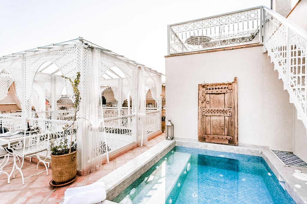 paris chic style best riads in marrakech morocco riad johara hotel