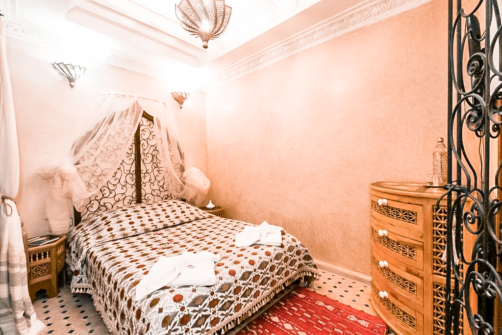 Paris Chic Style Best Riads In Marrakech Morocco Riad El Bellar 5
