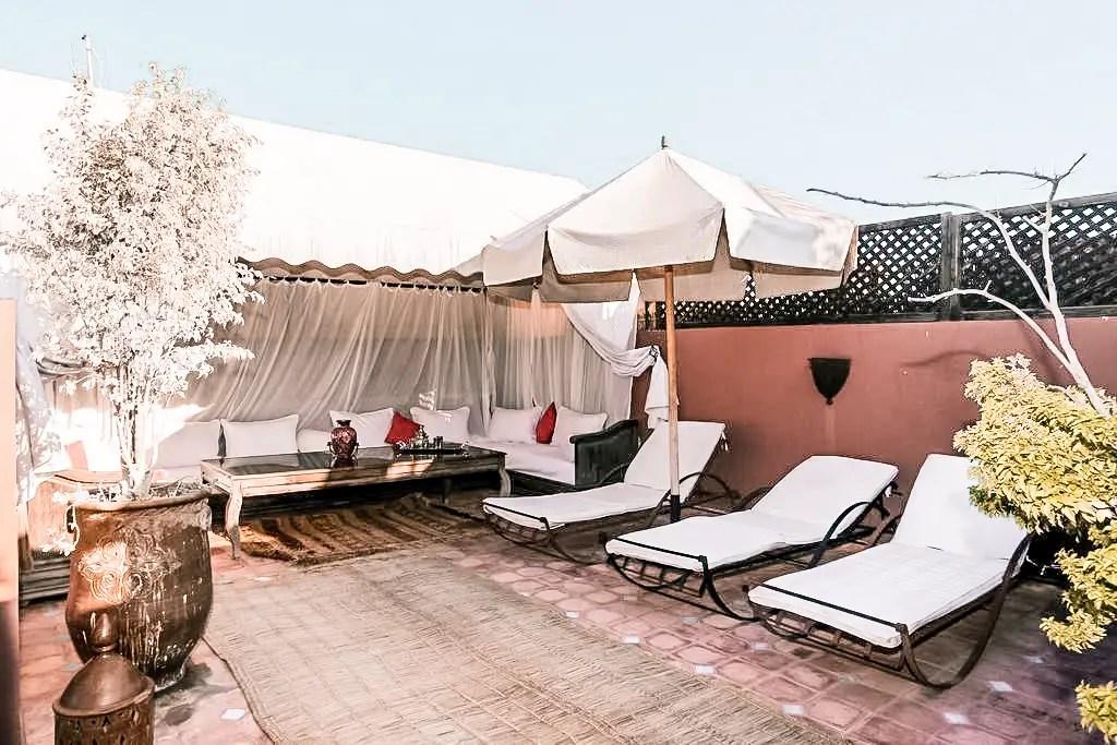 Paris Chic Style Best Riads In Marrakech Morocco Riad El Bellar 8
