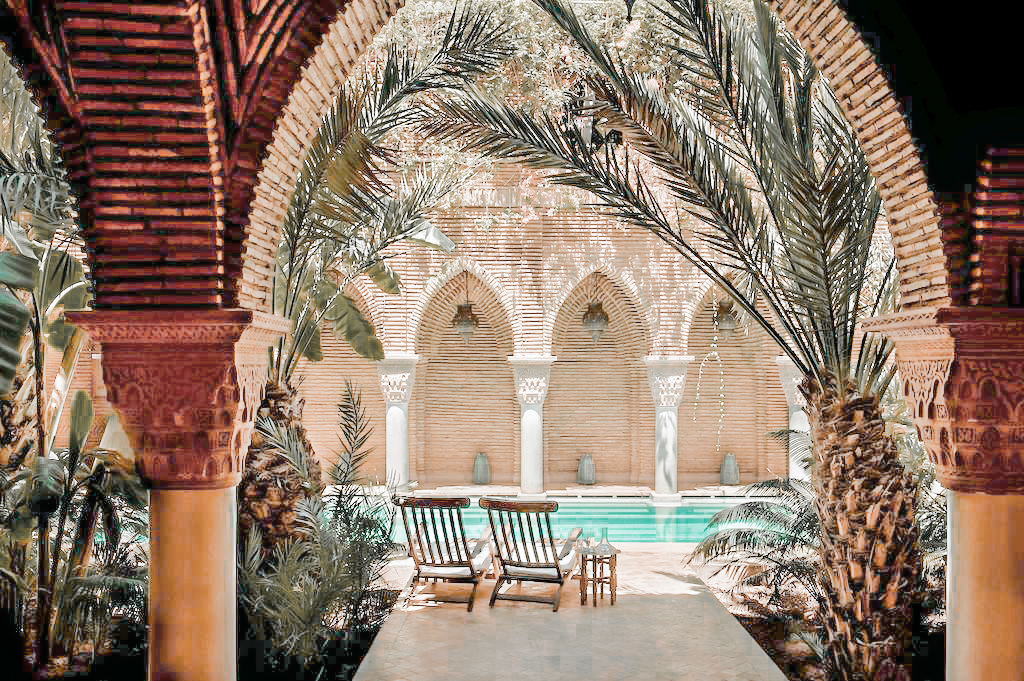 Paris Chic Style Best Riads In Marrakech Morocco La Sultana Marrakech 2