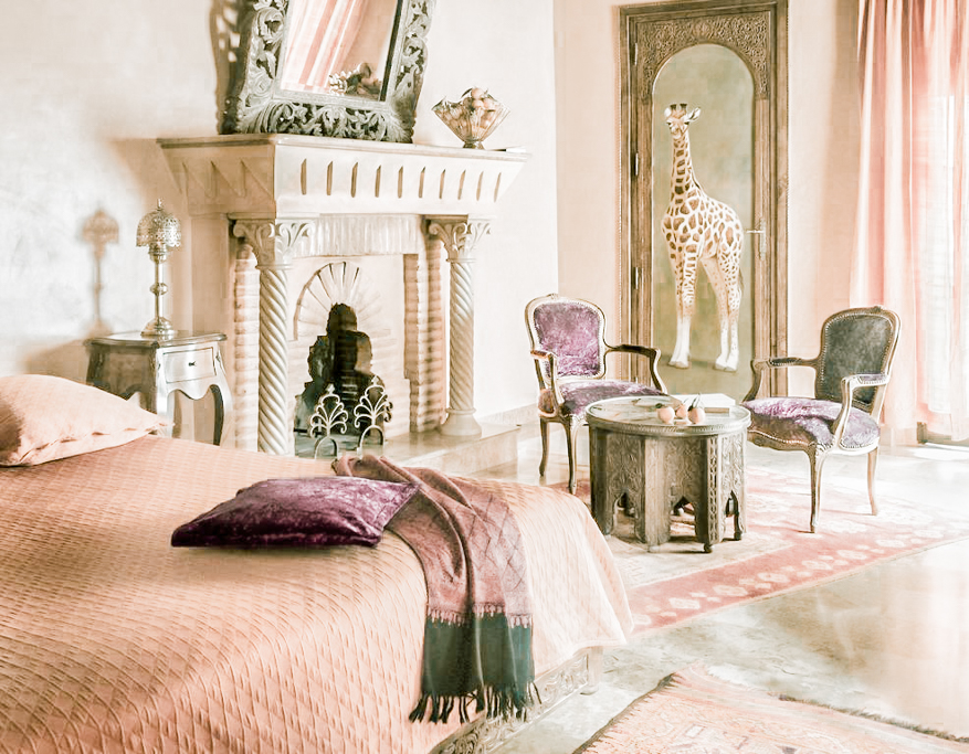 Paris Chic Style Best Riads In Marrakech Morocco La Sultana Marrakech 3
